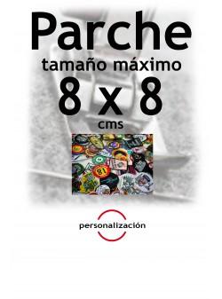 Parche 8x8 cm