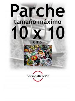 Parche 10x10 cm
